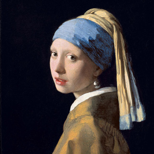 Oil Painting Reproductions of Johannes Vermeer