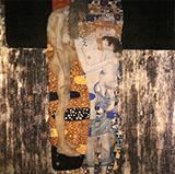 Three Ages of Woman By Gustav Klimt