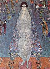 Portrait of Baroness Elisabeth Bachofen Echt c1916 By Gustav Klimt