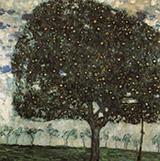 Apple Tree II 1916 By Gustav Klimt