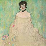 Amalie Zuckerkandl 1917 By Gustav Klimt