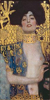 Judith II 1901 By Gustav Klimt