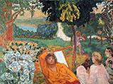 Siesta 1914 By Pierre Bonnard