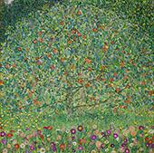 Apple Tree 1 c1912 By Gustav Klimt