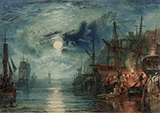 Shields on the River Tyne By Joseph Mallord William Turner