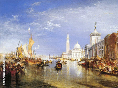 Maggiore By Joseph Mallord William Turner