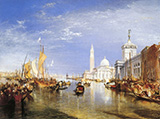 Maggiore By Joseph Mallord William Turner