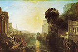 Carthaginian Empire By Joseph Mallord William Turner