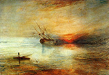Fort Vimieux By Joseph Mallord William Turner