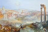 Modern Rome By Joseph Mallord William Turner