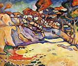 Estaque the Harbour By Georges Braque