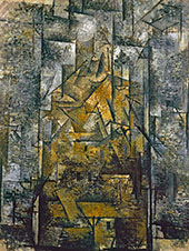 Rooftops at Ceret By Georges Braque