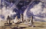 Stonehenge 1835 By John Constable