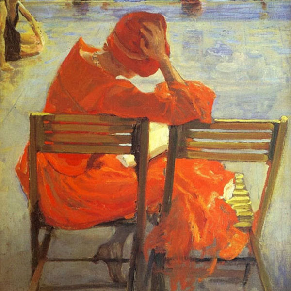 Oil Painting Reproductions of John Lavery