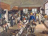 The Jockeys Dressing Room at Ascot 1923 By John Lavery