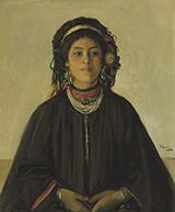 Aida, a Moorish Maid By John Lavery