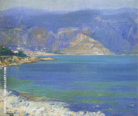 Beau Lieu By John Lavery - Oil Paintings & Art Reproductions - Reproduction Gallery