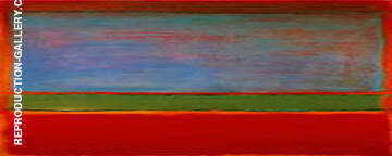 Multi Landscape By Mark Rothko