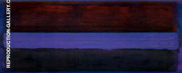 R653 Landscape By Mark Rothko