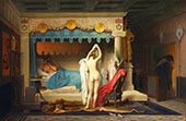 King Candaules 1859 By Jean Leon Gerome