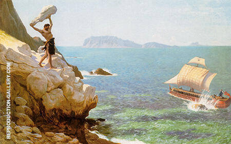 Polyphemus Painting By Jean Leon Gerome - Reproduction Gallery