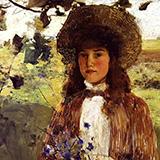 Oil Painting Reproductions of Arthur Walton