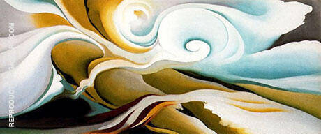 Nature Forms By Georgia O'Keeffe
