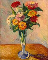 Flowers By Henri Manguin