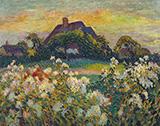 Field Flowers 1915 By Robert Antoine Pinchon