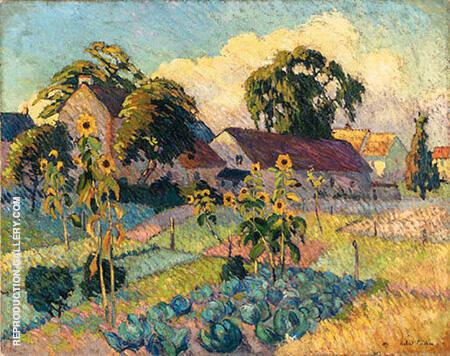 Robert Antoine Pinchon 1912 By Robert Antoine Pinchon