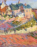 Travaux des Champs 1905 By Robert Antoine Pinchon