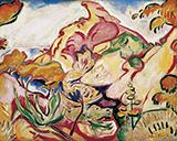 Paysage a La Ciotat 1907 By Emile Othon Friesz