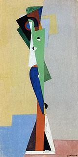 L'Air Du Temps By Georges Valmier