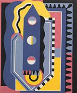 Album No 1 Collections Decors et Couleurs 1930 By Georges Valmier