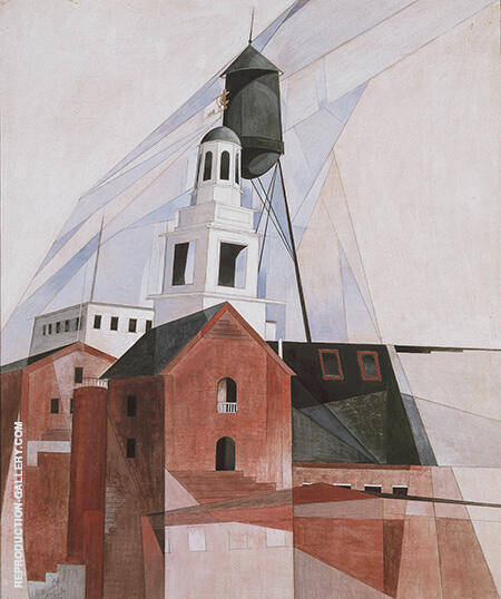 Lancaster In the Province No. 2 c1920 By Charles Demuth
