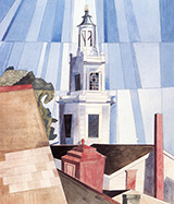 The Tower 1920 By Charles Demuth