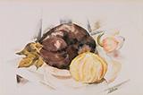 Eggplant c1922 By Charles Demuth