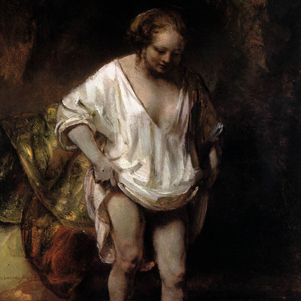 Oil Painting Reproductions of Rembrandt Van Rijn