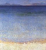 The Golden Isles By Henri Edmond Cross