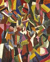 Composition VI 1916 By Patrick Henry Bruce