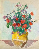 Flowers c1910 By Patrick Henry Bruce