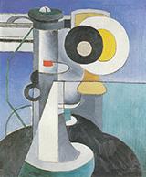 Telephone 1916 By Morton Livingston Schamberg