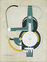 Formerly Machine 1916 By Morton Livingston Schamberg