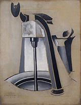 Painting VII 1916 By Morton Livingston Schamberg