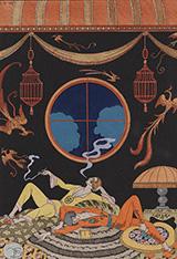La Parelle 1924 By George Barbier