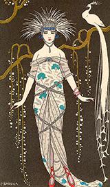 Costumes Parisiens 1914 By George Barbier