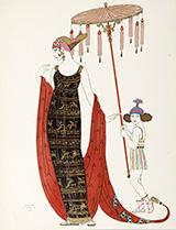 Ilustrando La Moda 1918 By George Barbier