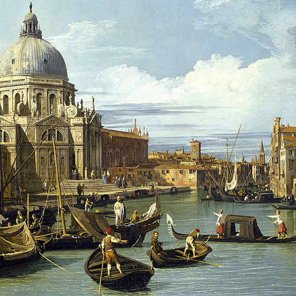 Oil Painting Reproductions of Canaletto
