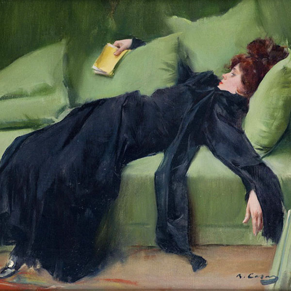 Oil Painting Reproductions of Ramon Casas