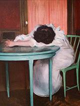 Tired c1895-1900 By Ramon Casas
